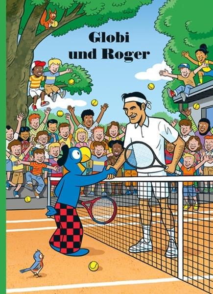 Bild von Koller, Boni : Globi und Roger