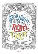 Bild von Favilli, Elena : Good Night Stories for Rebel Girls - Ausmalbuch
