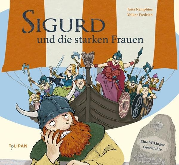 Bild von Nymphius, Jutta : Sigurd und die starken Frauen