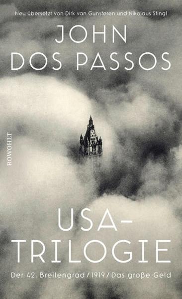 Bild von Dos Passos, John : USA-Trilogie