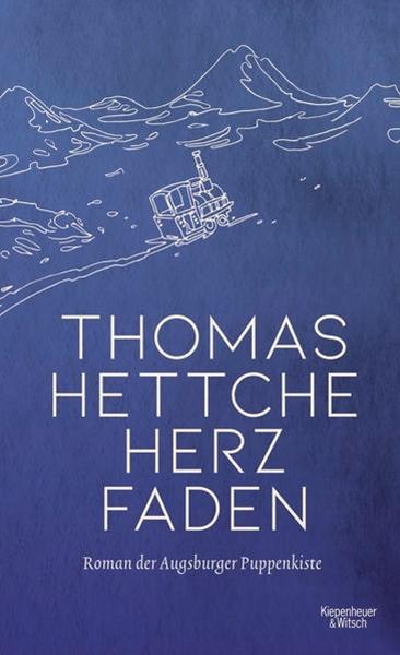 Bild von Hettche, Thomas: Herzfaden