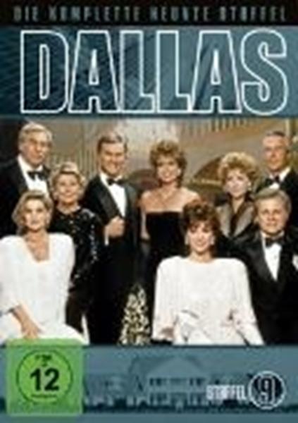 Bild von Steve Kanaly (Schausp.) : Dallas - Die komplette 9. Staffel (4 Discs)