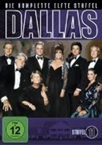 Bild von Steve Kanaly (Schausp.) : Dallas - Die komplette 11. Staffel (3 Discs)