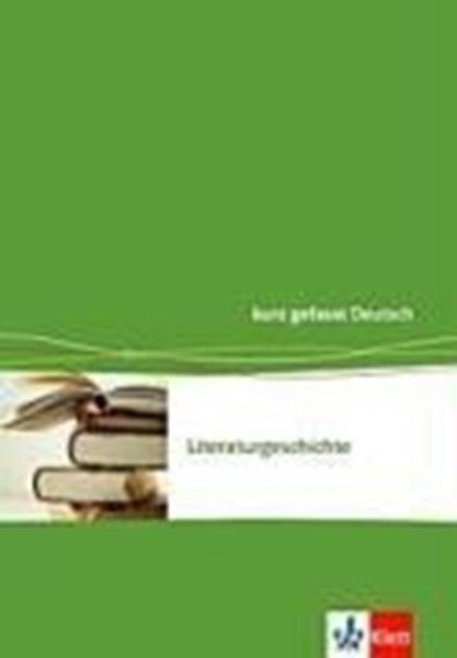 Bild von Kabisch, Eva-Maria: Literaturgeschichte
