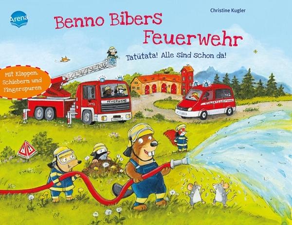 Bild von Kugler, Christine : Benno Bibers Feuerwehr