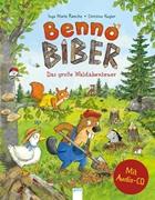 Bild von Ramcke, Inga Marie : Benno Biber. Das große Waldabenteuer