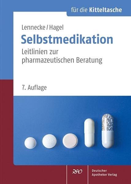 Bild von Lennecke, Kirsten : Selbstmedikation für die Kitteltasche