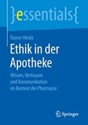 Bild von Heide, Rainer: Ethik in der Apotheke