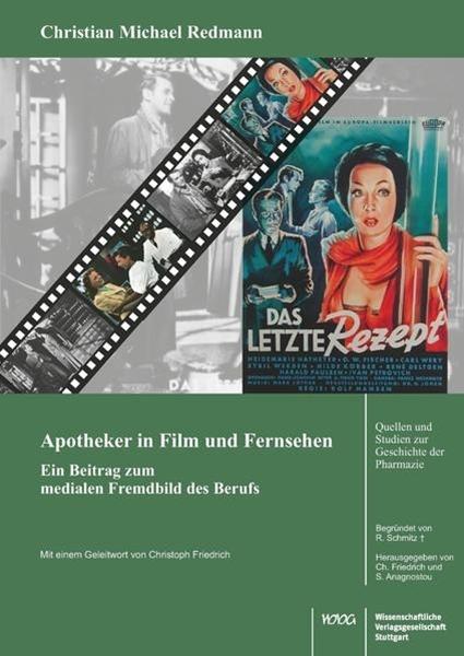 Bild von Redmann, Christian: Apotheker in Film und Fernsehen