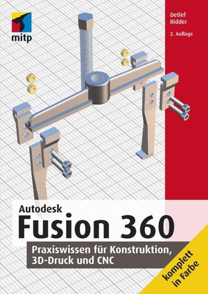 Bild von Ridder, Detlef: Autodesk Fusion 360