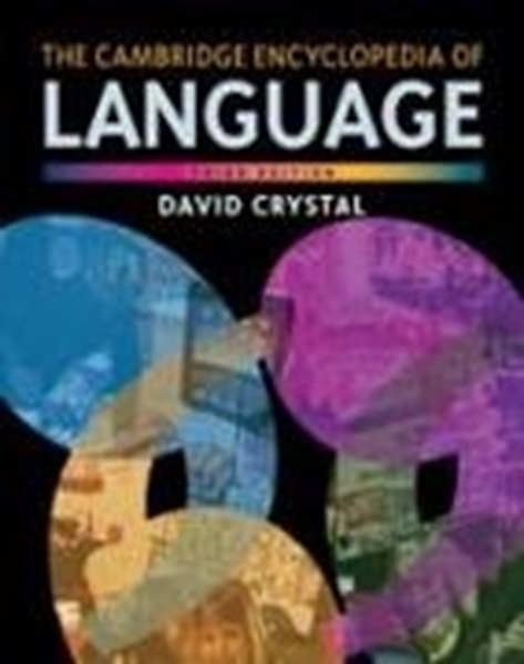 Bild von Crystal, David: The Cambridge Encyclopedia of Language