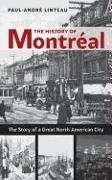 Bild von Linteau, Paul-André : The History of Montréal: The Story of Great North American City