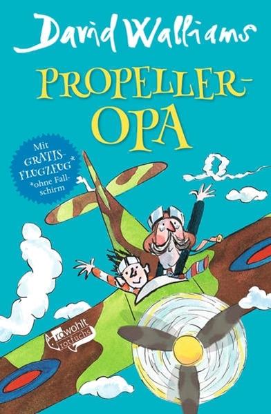 Bild von Walliams, David : Propeller-Opa