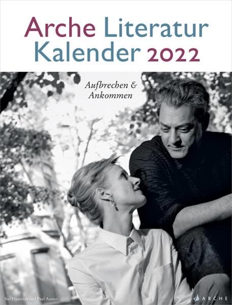 Bild von Volknant, Angela (Hrsg.): Arche Literatur Kalender 2022