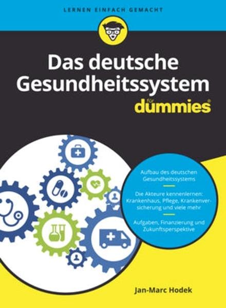Bild von Hodek, Jan-Marc: Das deutsche Gesundheitssystem für Dummies