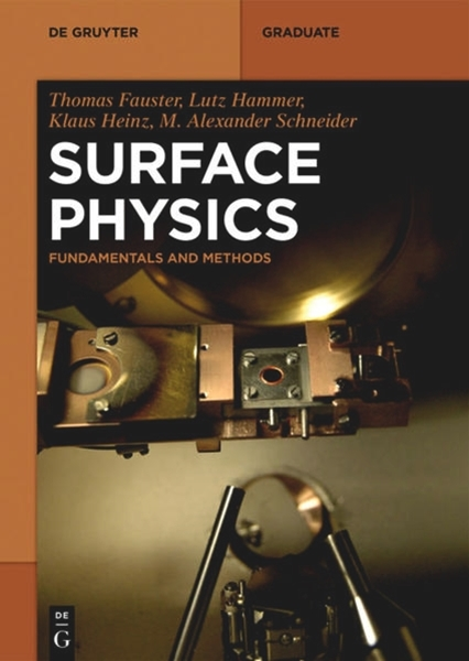 Bild von Fauster, Thomas : Surface Physics