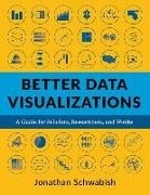 Bild von Schwabish, Jonathan: Better Data Visualizations