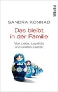 Bild von Konrad, Sandra: Das bleibt in der Familie