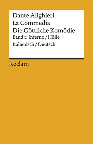 Bild von Dante Alighieri : La Commedia / Die Göttliche Komödie