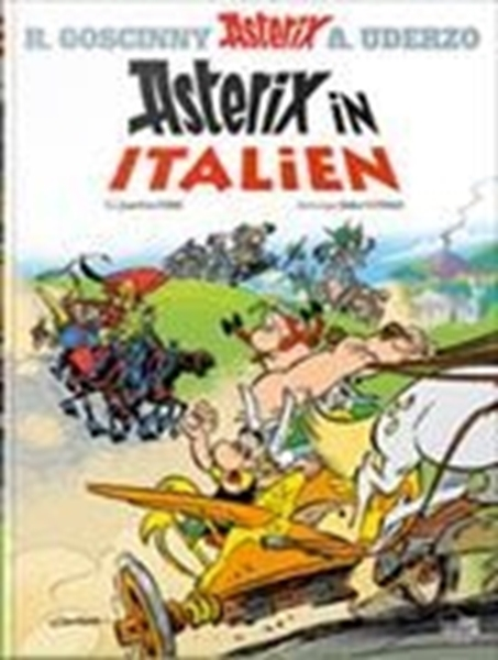Bild von Conrad, Didier : Asterix in Italien