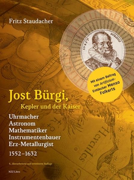Bild von Staudacher, Fritz: Jost Bürgi, Kepler und der Kaiser