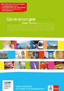 Bild von Génération pro. - Niveau débutant. Cahier d'activités. Klasse 11