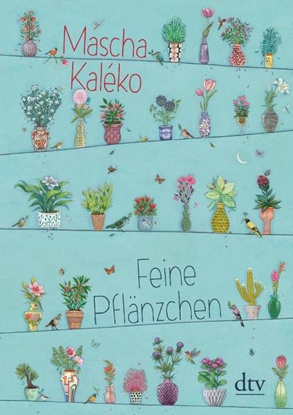 Bild von Kaléko, Mascha : Feine Pflänzchen