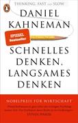 Bild von Kahneman, Daniel : Schnelles Denken, langsames Denken