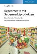 Bild von Schwedt, Georg: Experimente mit Supermarktprodukten