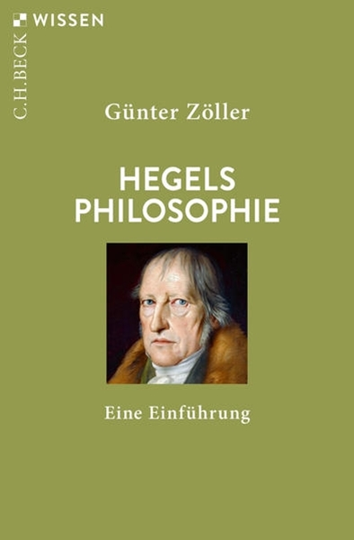 Bild von Zöller, Günter: Hegels Philosophie