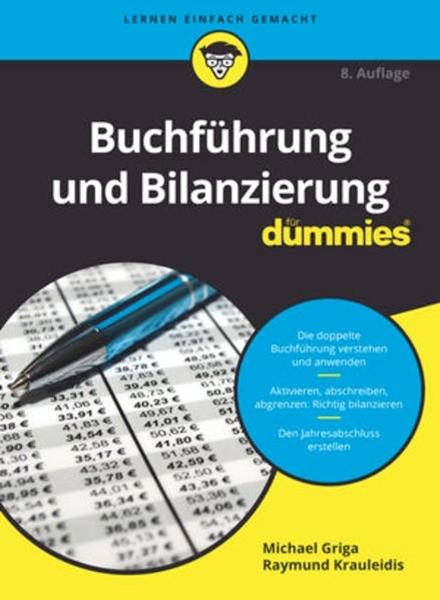 Bild von Griga, Michael : Buchführung und Bilanzierung für Dummies