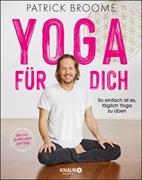 Bild von Broome, Patrick: Yoga für dich