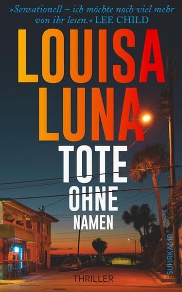 Bild von Luna, Louisa : Tote ohne Namen