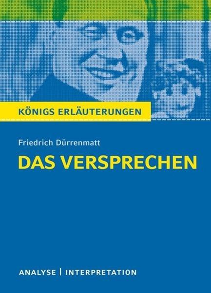 Bild von Dürrenmatt, Friedrich : Das Versprechen von Friedrich Dürrenmatt