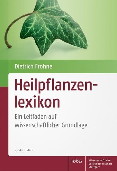 Bild von Frohne, Dietrich: Heilpflanzenlexikon