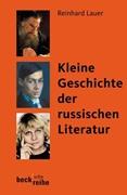 Bild von Lauer, Reinhard: Kleine Geschichte der russischen Literatur