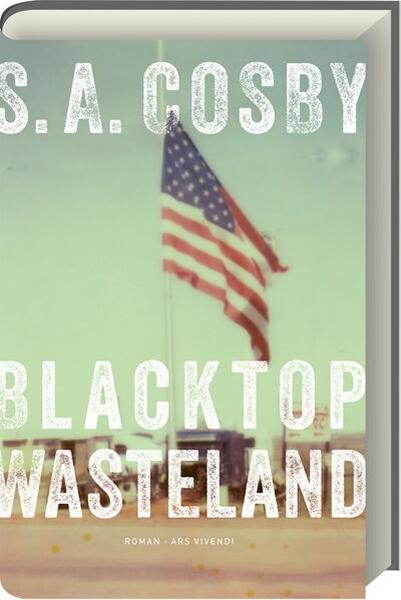 Bild von Cosby, S. A. : Blacktop Wasteland