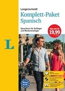Bild von Langenscheidt Komplett-Paket Spanisch