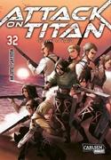Bild von Isayama, Hajime : Attack on Titan 32