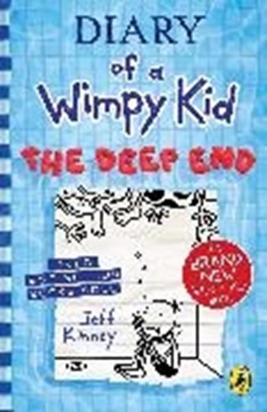 Bild von Kinney, Jeff: Diary of a Wimpy Kid: The Deep End (Book 15)