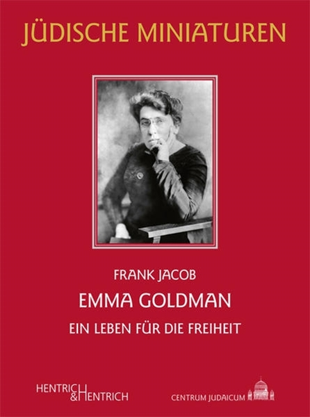 Bild von Jacob, Frank: Emma Goldman