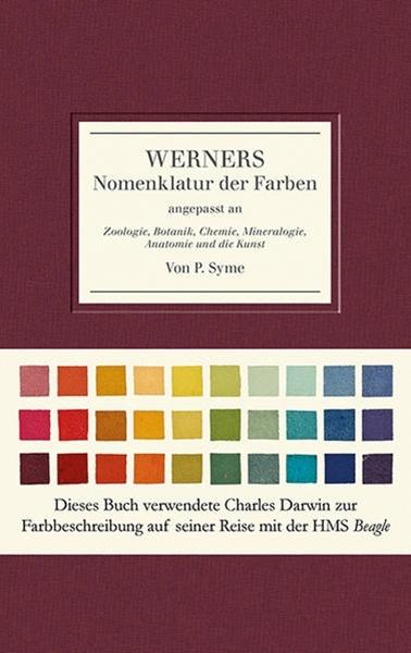 Bild von Syme, Patrick : Werners Nomenklatur der Farben