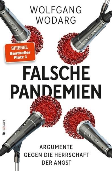 Bild von Wodarg, Wolfgang : Falsche Pandemien