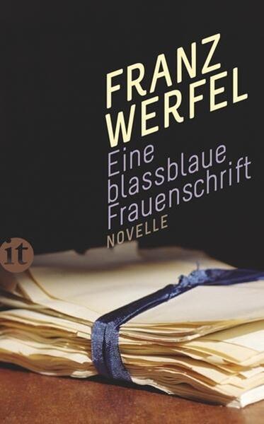 Bild von Werfel, Franz: Eine blassblaue Frauenschrift