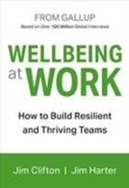 Bild von Clifton, Jim : Wellbeing at Work