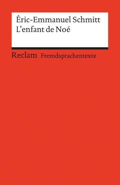 Bild von Schmitt, Éric E : L'enfant de Noé