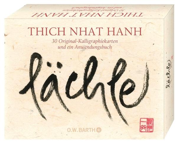 Bild von Thich Nhat Hanh: Lächle