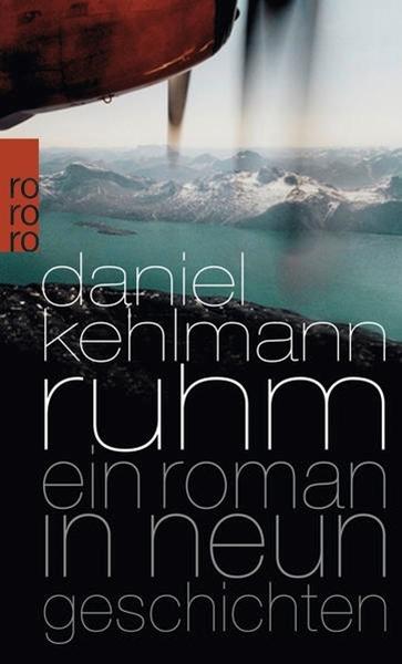 Bild von Kehlmann, Daniel: Ruhm