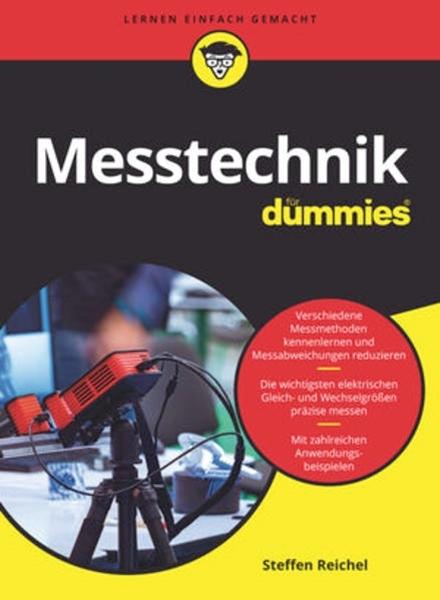 Bild von Reichel, Steffen: Messtechnik für Dummies