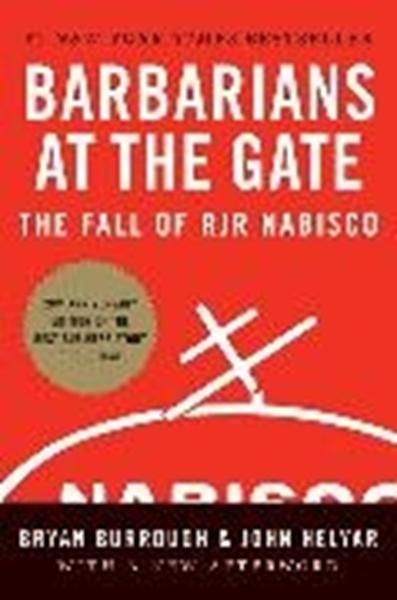 Bild von Burrough, Bryan : Barbarians at the Gate
